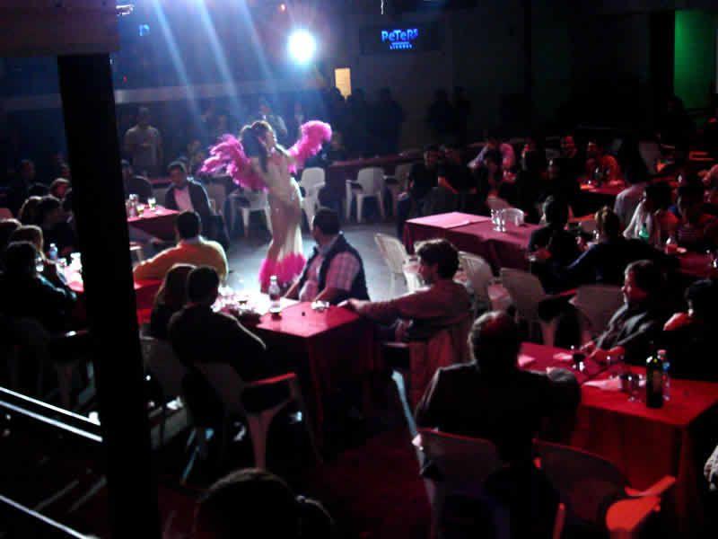 Noche en el club - 1 8