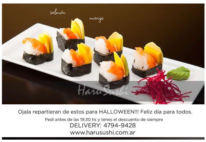 Haru Sushi Delivery