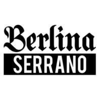 BERLINA SERRANO